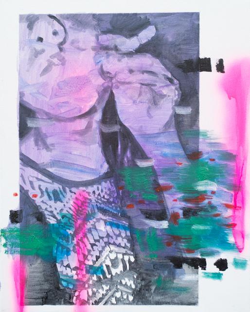 , 'Cigarette ,' 2019, 99 Loop Gallery