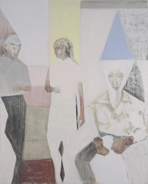 , '3-way,' 2012, MKG127