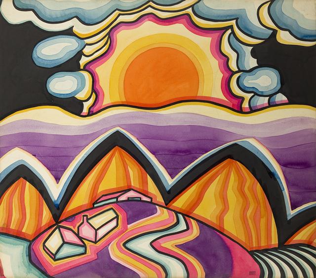, 'Woodstock,' 1916-1924, Hirschl & Adler Galleries