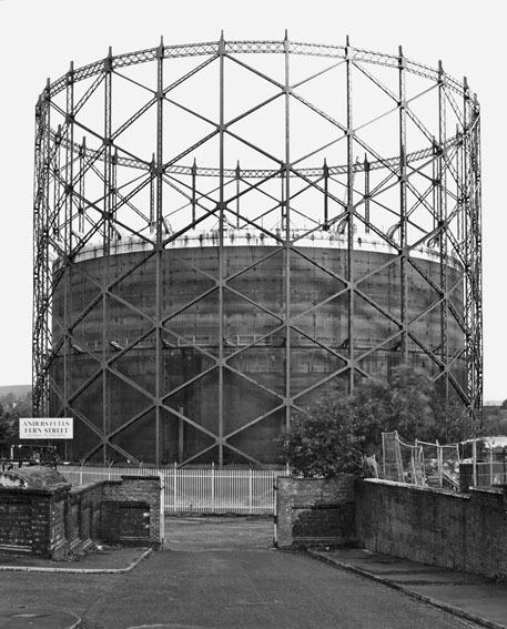, 'Teleskop Gasbehälter Rochdale, UK,' 2008, Konrad Fischer Galerie