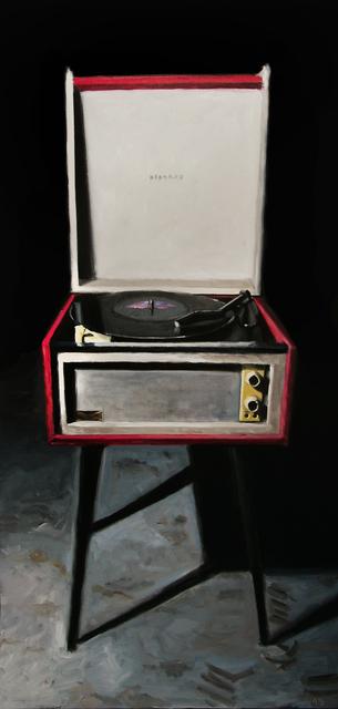 , 'Record Player,' 2016, Ro2 Art