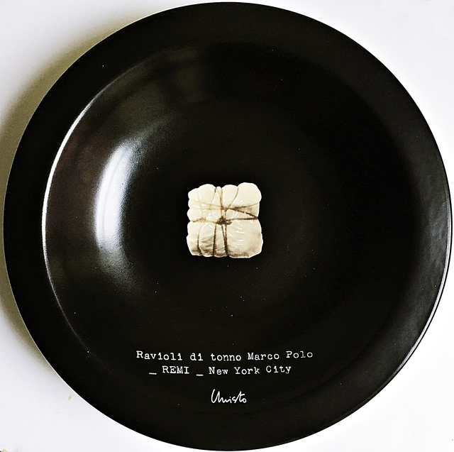 , 'Ravioli di tonne Marco Polo - Remi - New York City,' 2000, Alpha 137 Gallery