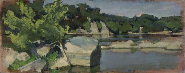 , 'Angler's AM,' 2009, Susan Calloway Fine Arts
