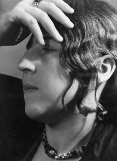 Adolf Lazi, 'Portrait of Hedda', 1931-1932, Powerhouse Museum
