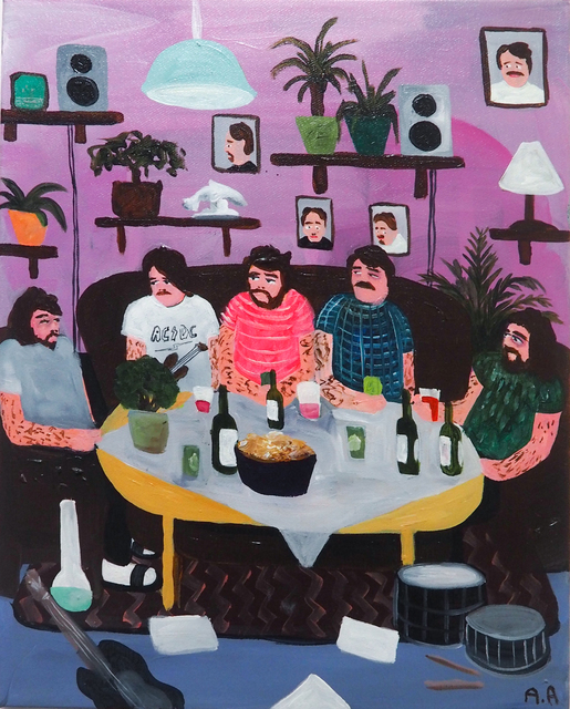 , 'We Could Have Been The Beatles,' 2018, Kristin Hjellegjerde Gallery