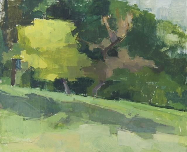 , 'Ghost Tree, Evening Light, En Olivier,' 2018, Sarah Wiseman Gallery