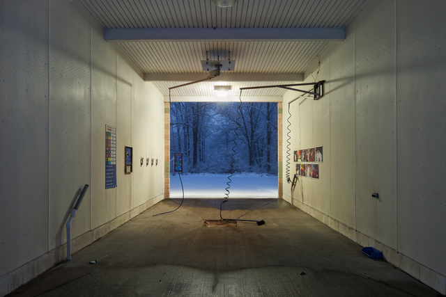 , 'Super Sudz, New Windsor, NY,' 2014, Elizabeth Houston Gallery