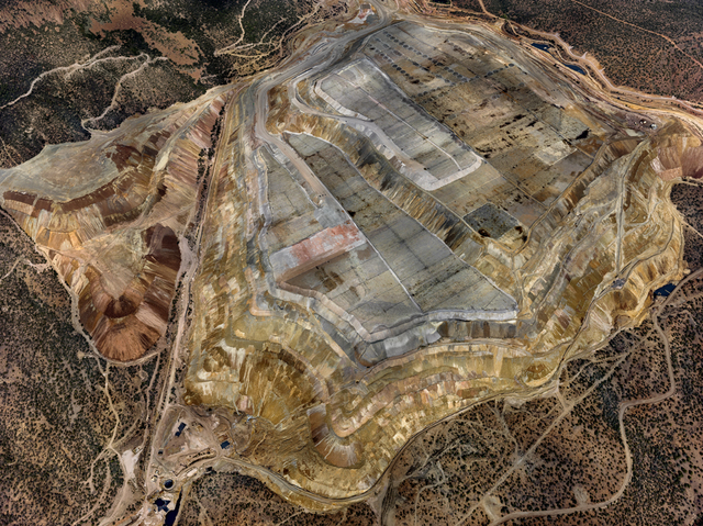 , 'Chino Mine #1, Silver City, New Mexico, USA,' 2012, Howard Greenberg Gallery