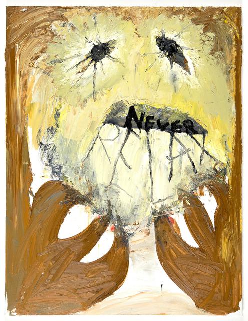 , 'Never Relax,' 2014, Anton Kern Gallery