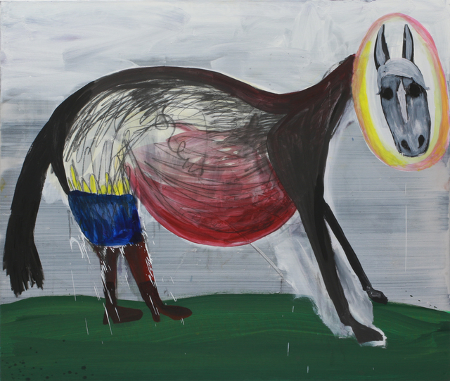 , 'Untitled (out of the horse series),' 2016, Soy Capitán