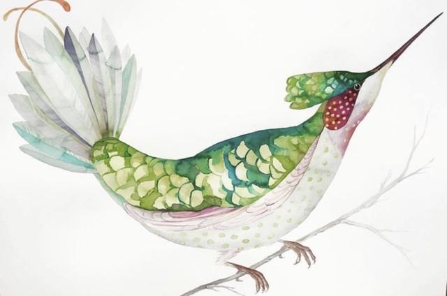 Idoline Duke, 'Hummingbird', 2019, ARC Fine Art LLC