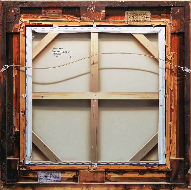 , 'Framed: Vessel (Verso),' 2016, Loch Gallery