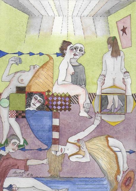 Jim Amaral, 'Entre Comillas No 081', LAMB Arts