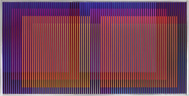 Carlos Cruz-Diez, 'Physichromie Panam 181 ', 2015, Galería RGR