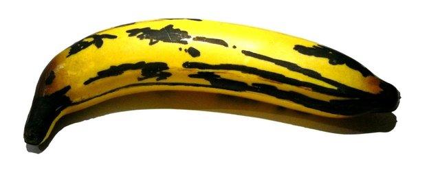 , 'Andy Warhol 80th Birthday banana,' 2008, Cultural Avenue