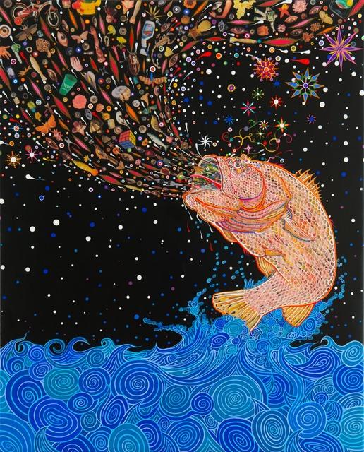 , 'Study for Fish,' 2013, James Cohan
