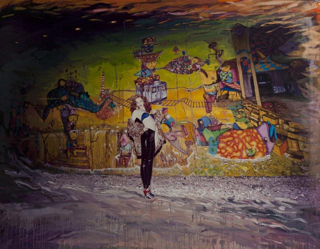 CHRIS CAROLINA, '#55 NYC', Galerie Vivendi