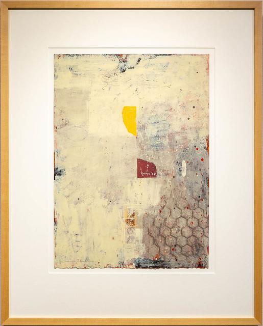Kevin Tolman, 'Alinhamento/Segunda Categoria', 2020, Painting, Acrylic and mixed media on paper, William Campbell Contemporary Art Inc