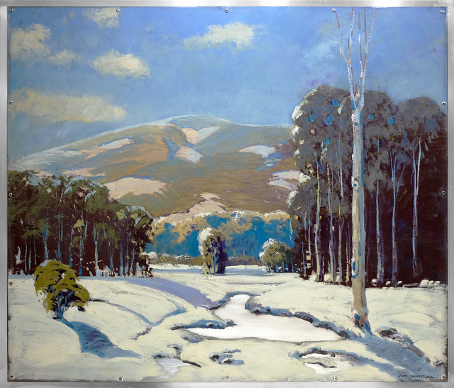, 'Winter Meadow,' , ÆRENA Galleries and Gardens