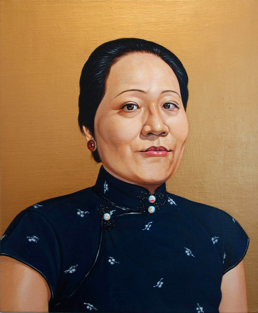 , 'First Lady Project- Eling Soong 宋靄齡,' 2016, Double Square Gallery