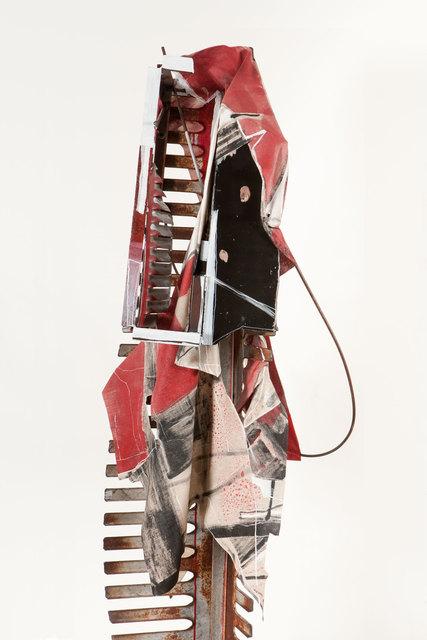 Iva Gueorguieva, 'Horse Hood', 2014, Graphicstudio USF