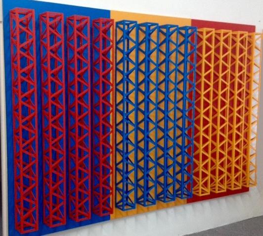 , 'Teen Rungh Upper Nechay (Triptych),' 2016, Aicon Gallery