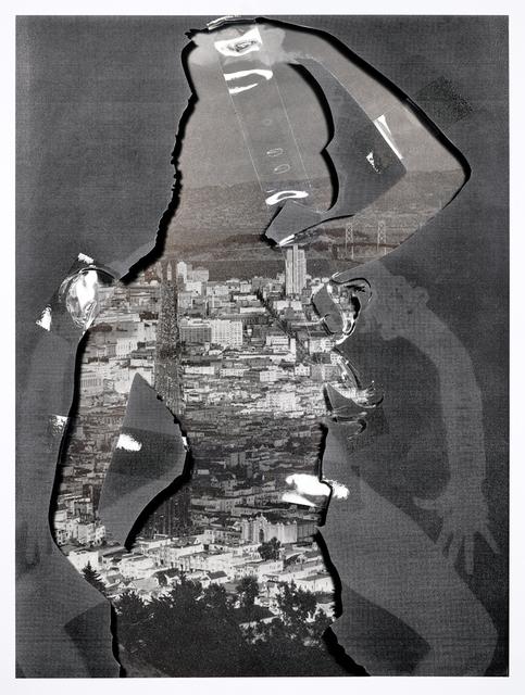 , 'Ferry,' 2019, Jessica Silverman Gallery