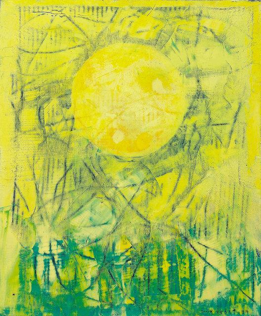 , 'Soleil jaune,' 1964, Ludorff