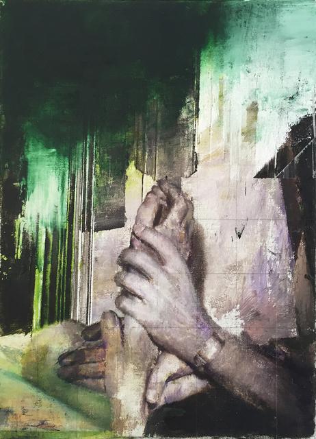 , 'Kult VIII,' 2016, Parafin