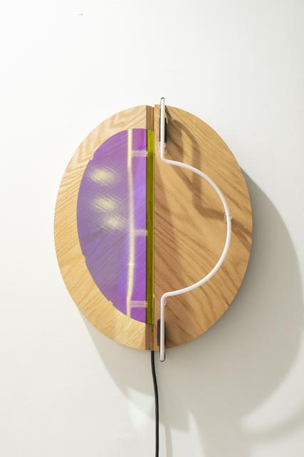 , 'Half-moon,' 2018, Massey Klein Gallery
