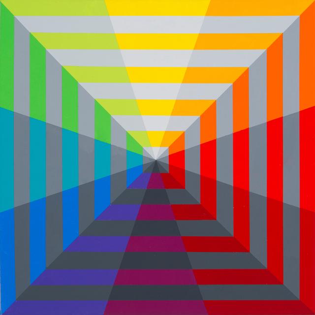 , 'Chatter Pattern,' 2016, McKenzie Fine Art