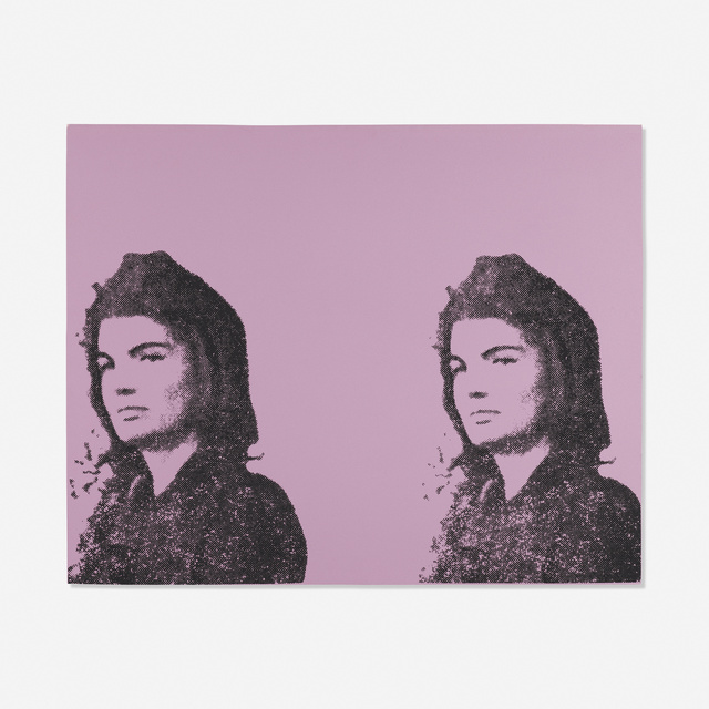 Andy Warhol, 'Jacqueline Kennedy II (Jackie II) from 11 Pop Artists II', 1966, Print, Screenprint in colors, Rago/Wright