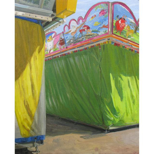 Félix de la Concha, 'Toldos de la feria', 2015, Artig Gallery