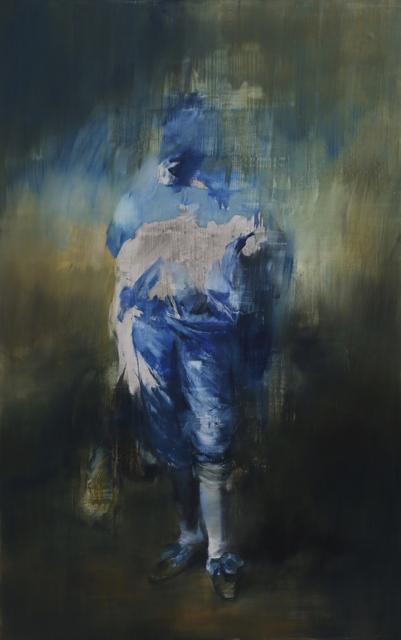 Jake Wood-Evans, 'The Blue Boy, after Gainsborough I', 2019, Unit London