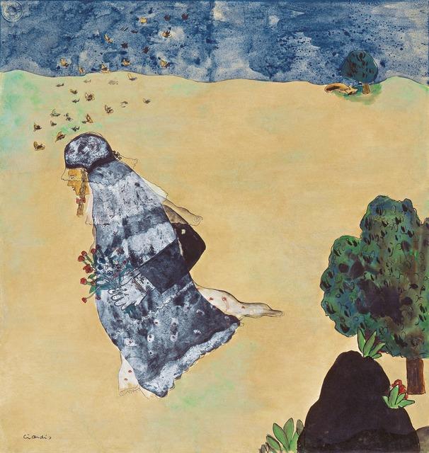 , 'Noivos,' Década 1920, Simões de Assis Galeria de Arte