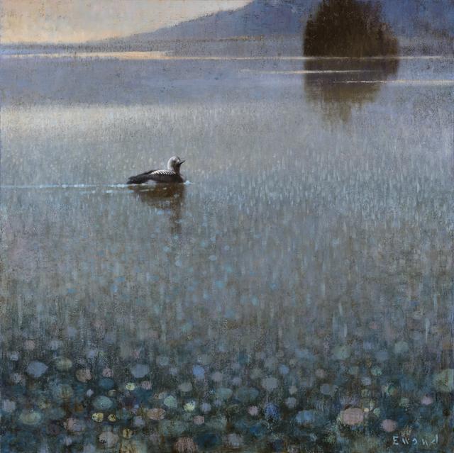 , 'Arctic Loon,' , Stremmel Gallery