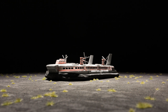 , 'France 1994 (Hovercraft),' 2015, Carroll / Fletcher