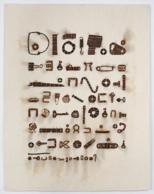 , 'Rebus #2,' , Gail Severn Gallery