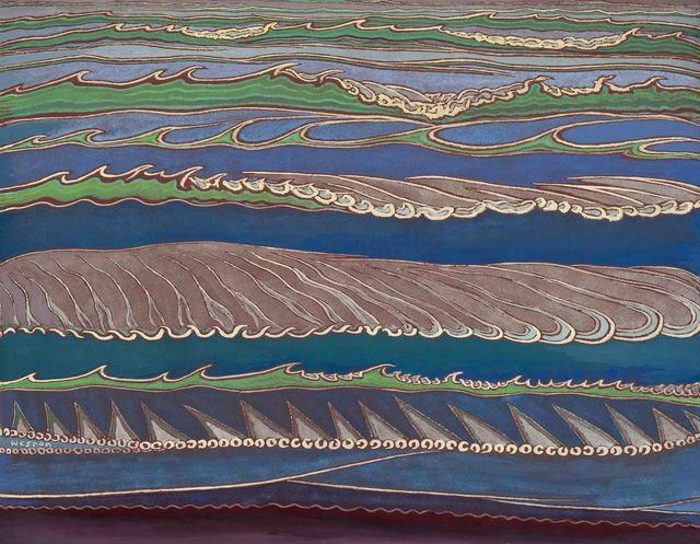 Harold Weston, 'Life of a Wave', 1958, Gerald Peters Gallery