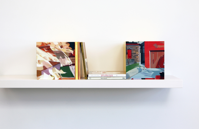 , 'Bookend Set 4,' 2014, Margaret Thatcher Projects