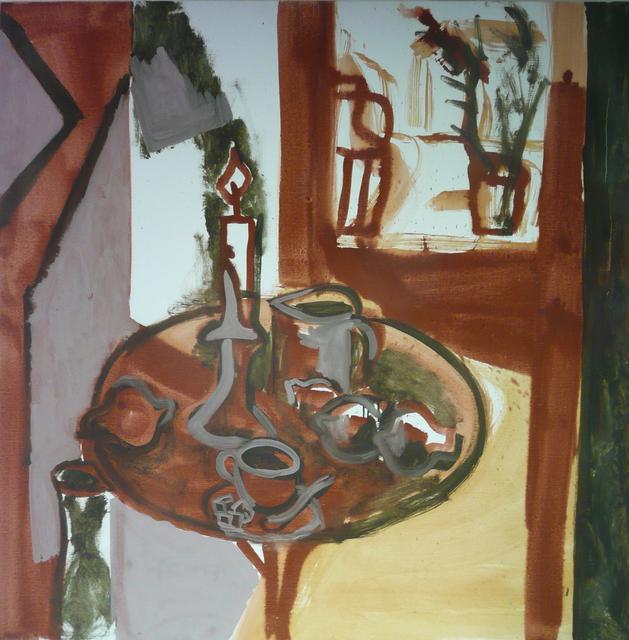 , 'N.M.83,' 1988, Galeria Carles Taché