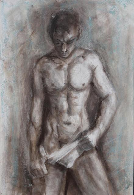 , 'Male Nude 4 ,' 2018, Galeria Canoa