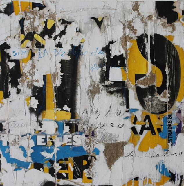 , 'Oreo Nº6,' 2017, Galeria Otros 360º