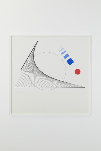 , 'Construction, 105/125,' 1935, Galerie Denise René