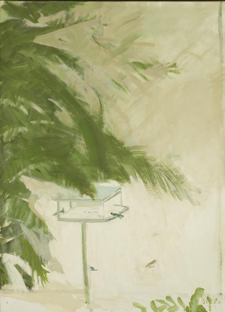 , 'The Birdfeeder,' 1983, Tibor de Nagy