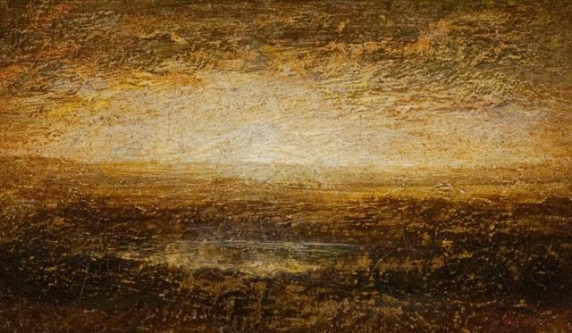 , 'Sunset on the Marsh,' , Questroyal Fine Art