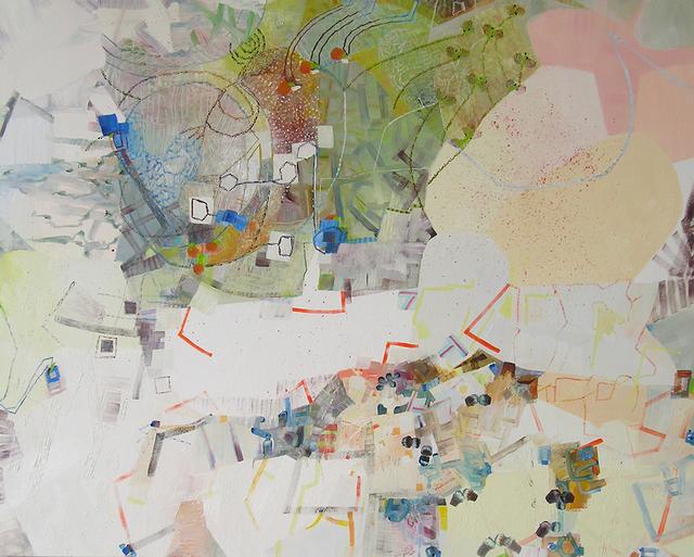 , 'Lulu,' 2015, Kathryn Markel Fine Arts