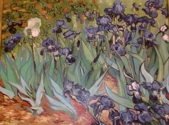 , 'flower-de-luce (Irises) of 2008 (Yuan Wei Hua),' 2008, ShanghART