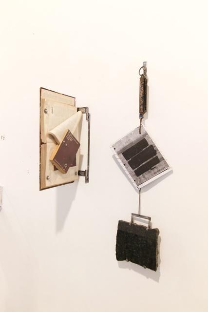 , ' De los Artilugios Cotidianos,' 2015, Mor Charpentier