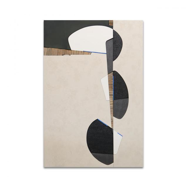 , 'DUAL VERVE 1,' , Exhibit by Aberson